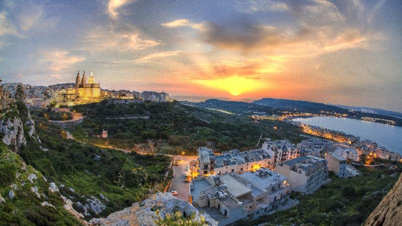 10.Место среди самых маленьких государств - Мальта