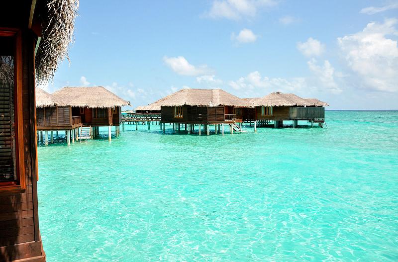 9.Место среди самых маленьких государств - Мальдивы