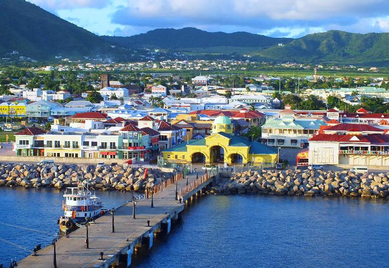 8.Место - Сент-Китс и Невис: среди самых маленьких государств Сент-Китс и Невис