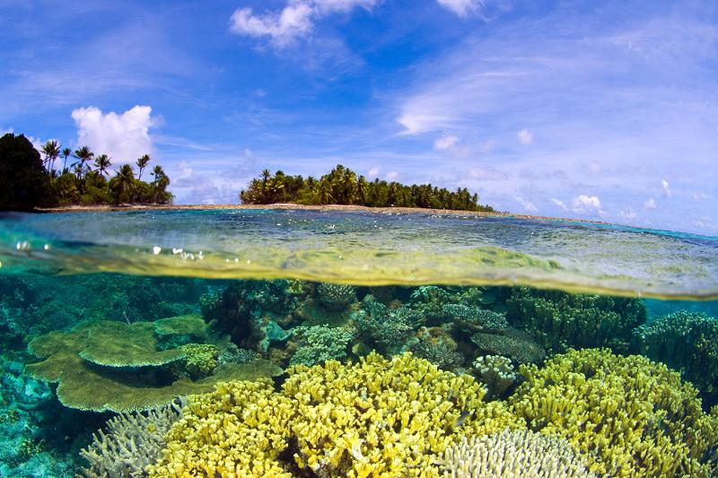 7.Место среди самых маленьких государств Маршалловы Острова