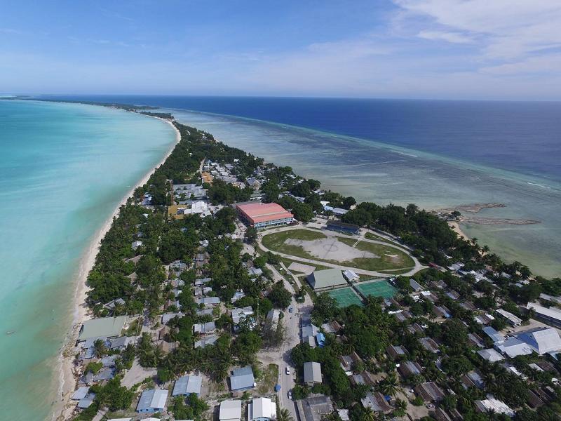 3.Место среди самых маленьких государств Науру