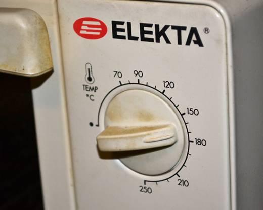 Переключатель температуры elekta ebro 586 GS.