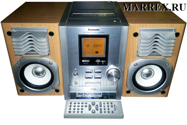 Panasonic SC-PM10