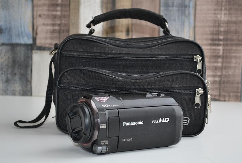 Сумка для для видеокамеры Panasonic HC-V760