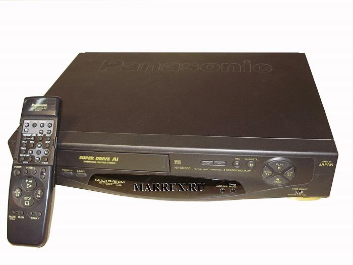 Panasonic NV-SD 300
