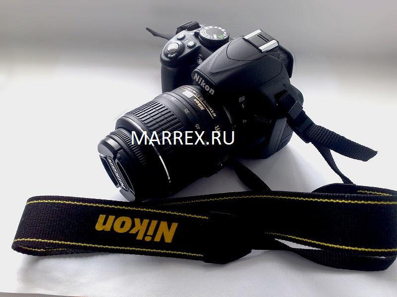 Описание Nikon D3100