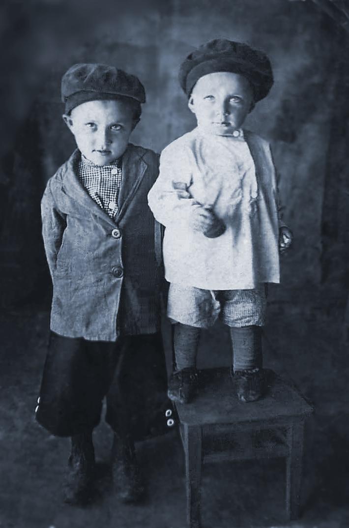 Пример фотографии, которая была восстановлена.