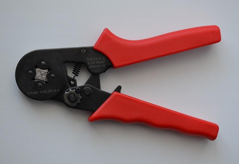 Кримпер Lubah HSC8  для обжима провода.