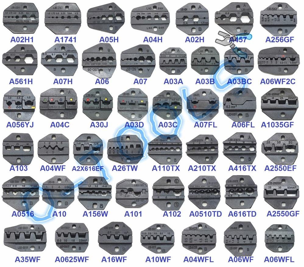 Сколько типов инструментов для обжима провода!?