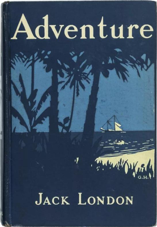 Краткое описание Джек Лондон «Приключение»