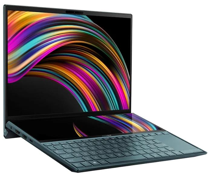 Купить ноутбук с двумя экранами