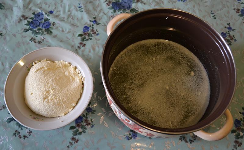 Подробно о домашнем сыре из творога.