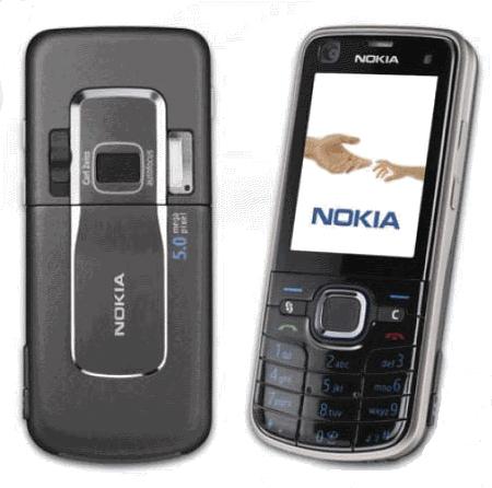 Телефон Nokia 6220 classic