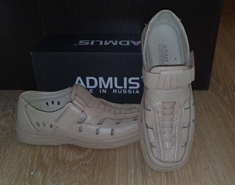 Туфли Admlis.