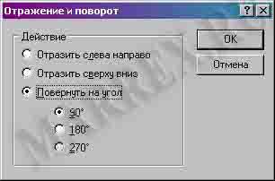 Как повернуть,  наклонить текст в Paint в Windows XP.