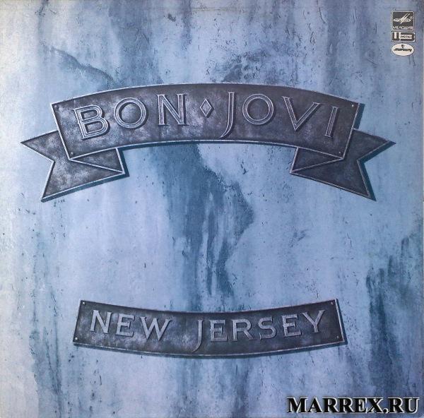 О пластинке  'New Jersey
