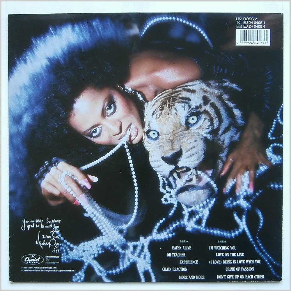 Пластинка Diana Ross- Eaten Alive