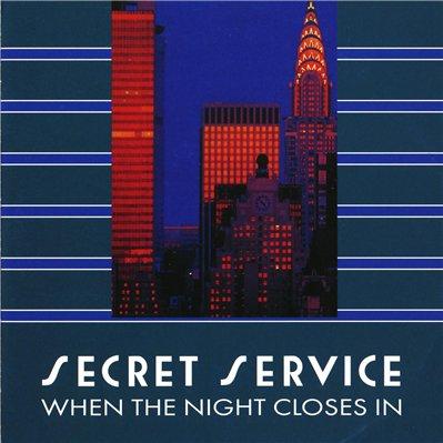 Оригинальная обложка пластинки группы Secret Service.