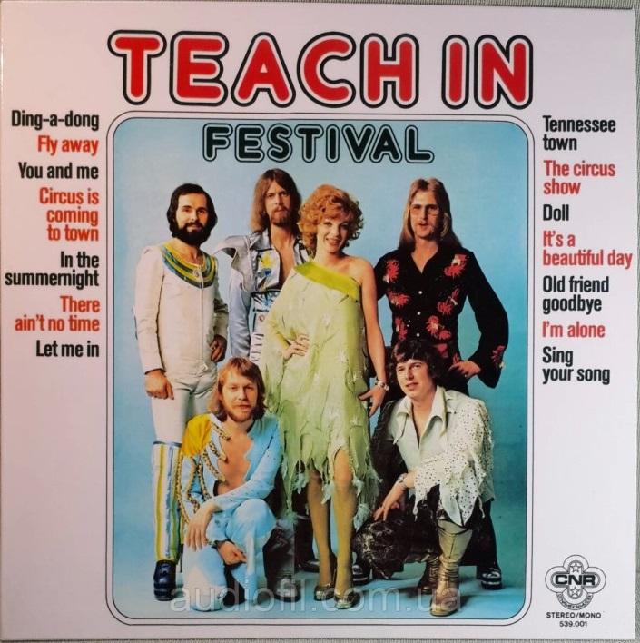 Пластинка Teach In