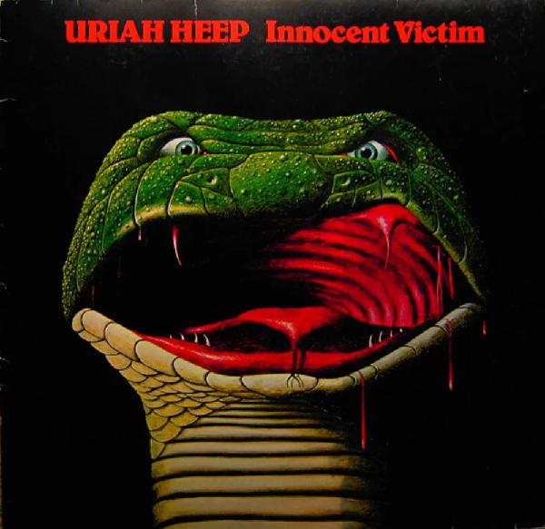 Пластинка Uriah Heep -  Innocent Victimk