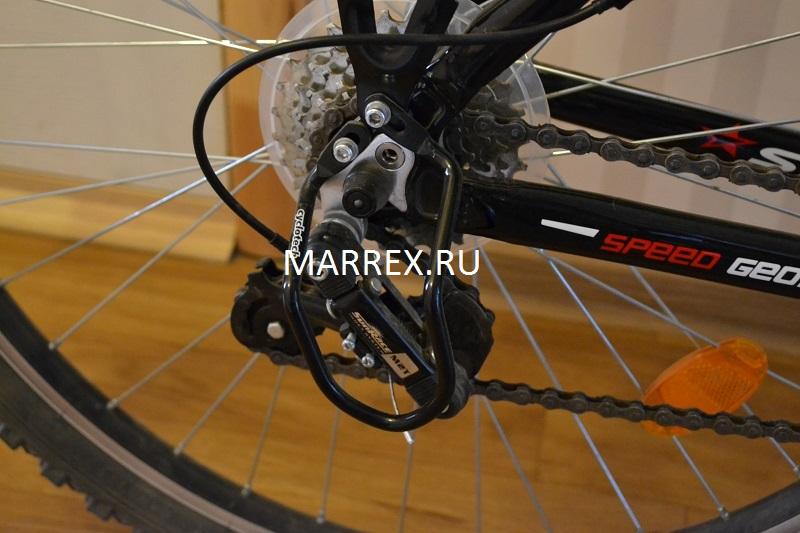 Размер колеса, на велосипеде Stern Dynamic 2.0.