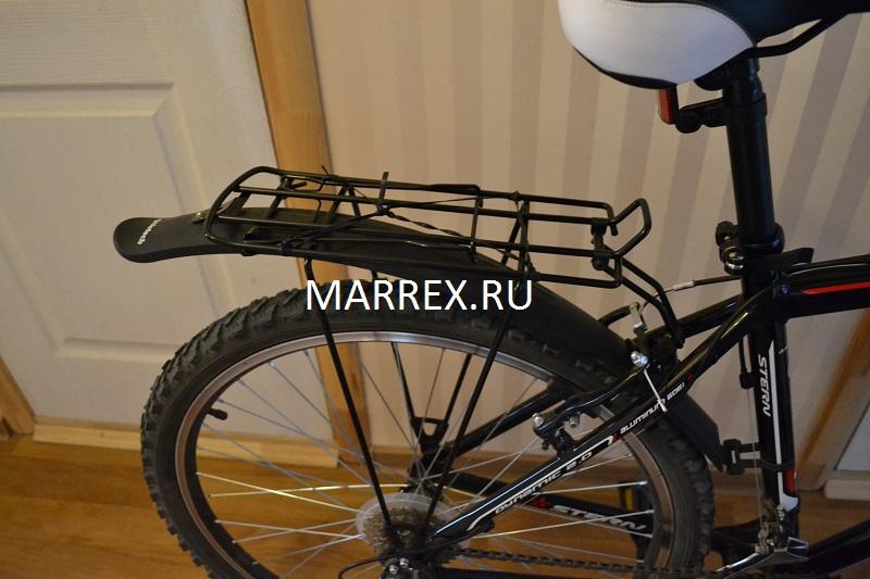 Багажник и Насос для велосипеда Stern Dynamic 2.0.